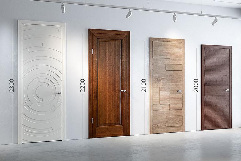 Двери нестандартного размера