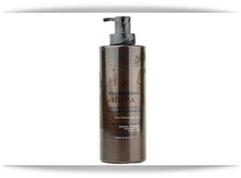 Фотообзор на безсульфатный шампунь для объема Bingo Hair Cosmetic