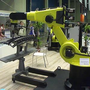 Роботы заменят людей на покраске