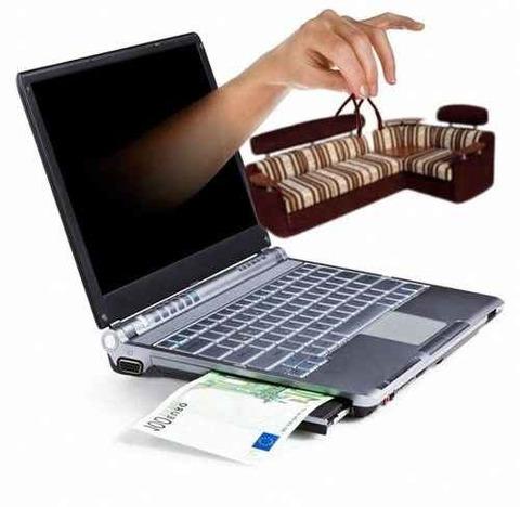 Преимущества покупки мебели в интернет магазине.