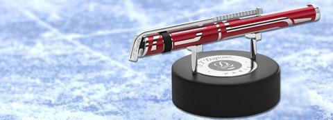 Ручка S.T. Dupont для любителей хоккея!