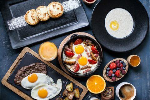 Идеи быстрых завтраков
