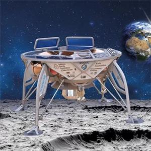 Израильский роботизированный зонд направлен к Луне