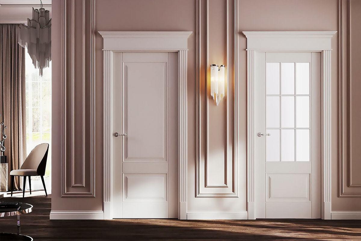Новые эмалированные двери от фабрики Ofram - в наличии на складе