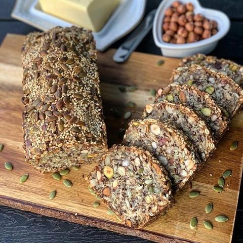 Готовим ореховый хлеб