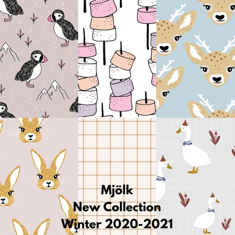 Mjölk New collection Winter 2020-2021