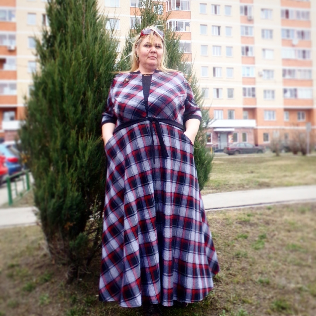 Отзыв о платье (нет на сайте 163)