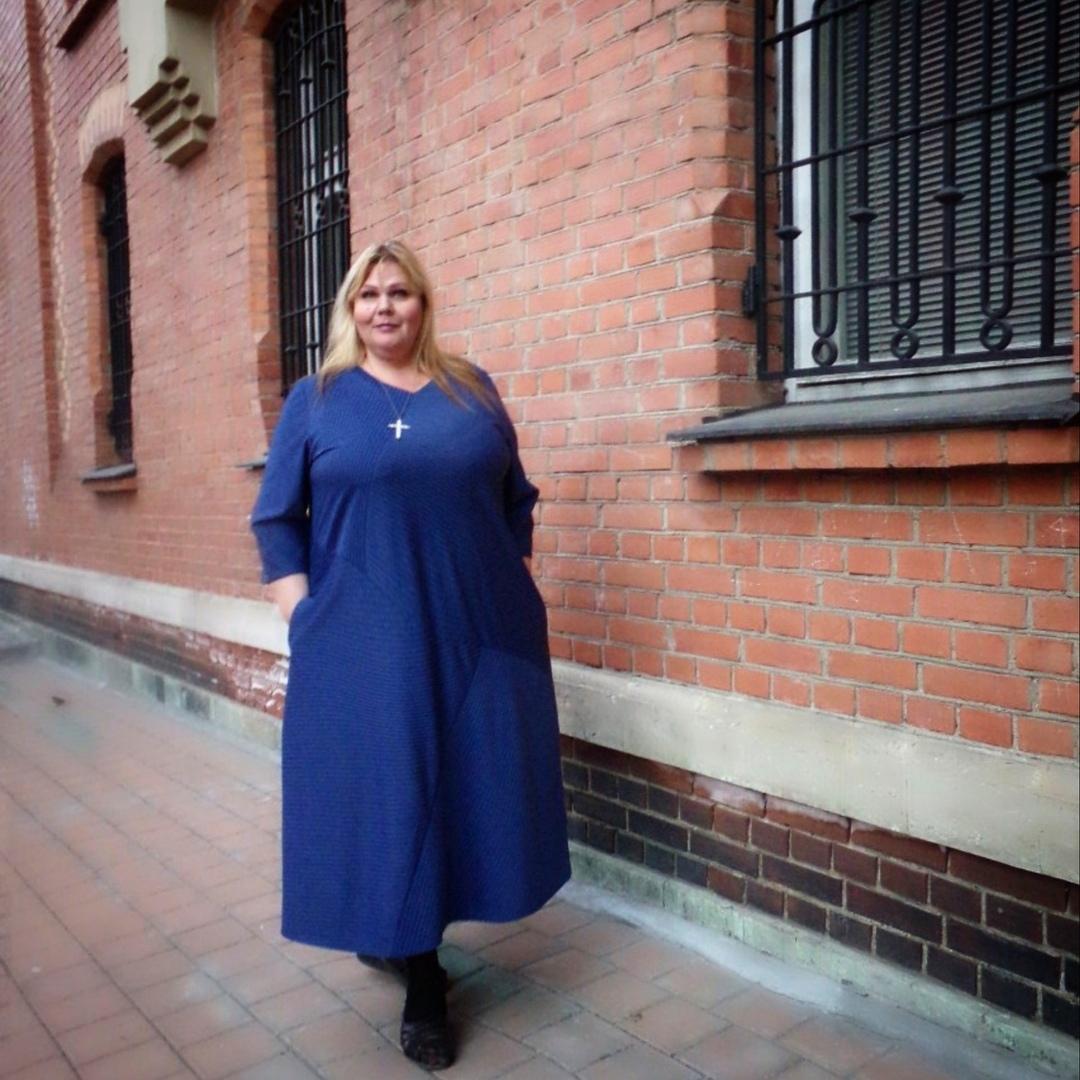 Отзыв о платье (нет на сайте 164)