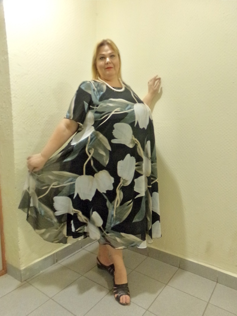 Отзыв о платье 8356