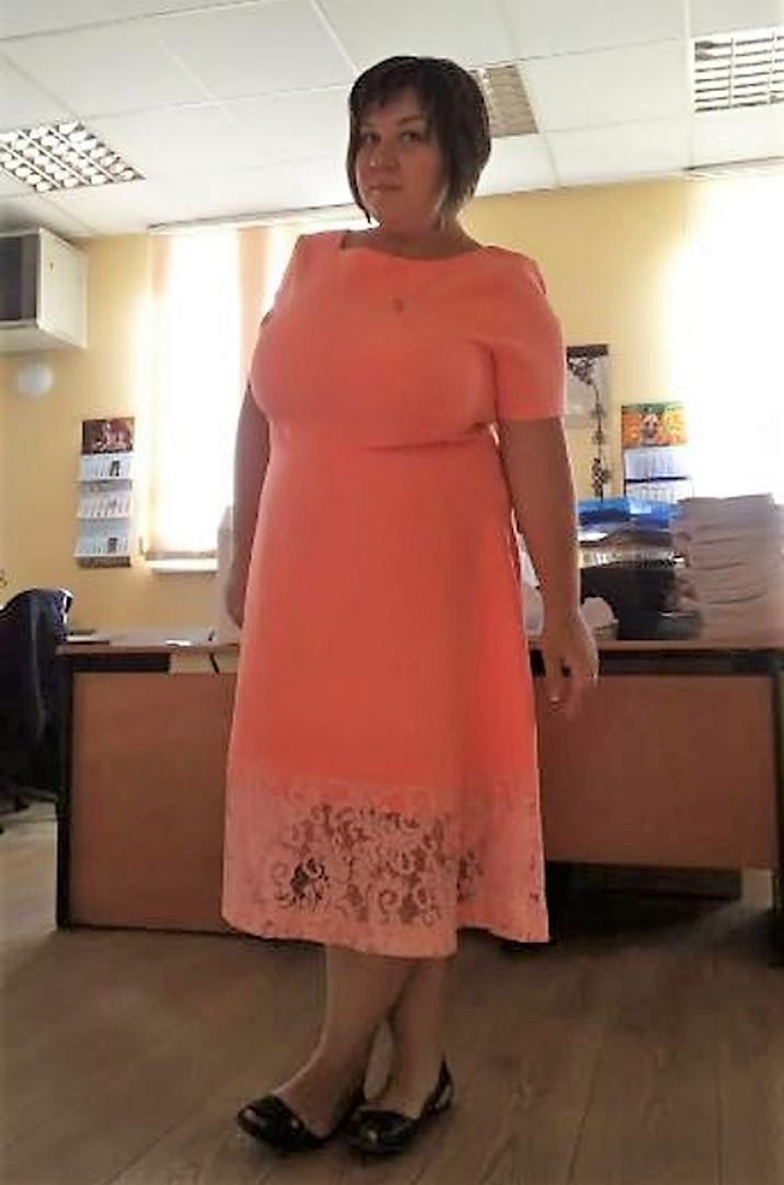 Отзыв о платье (нет на сайте 56)