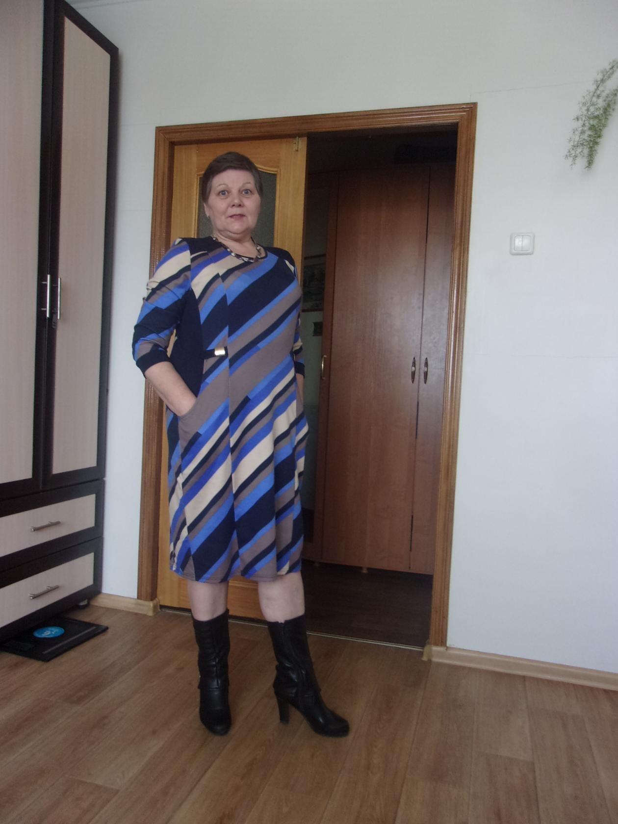Отзыв о платье (нет на сайте 169)