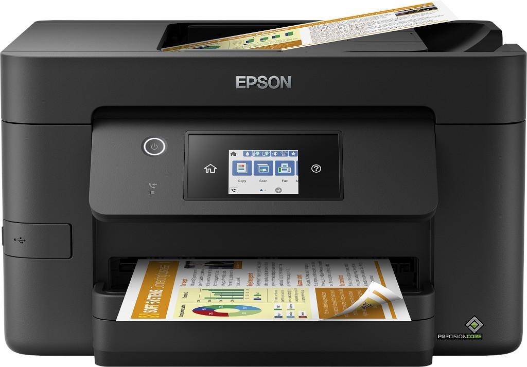 Epson выпустил три новых офисных модели WorkForce Pro