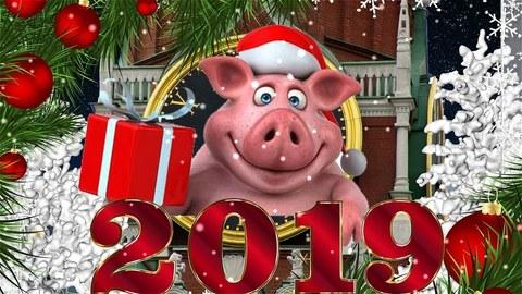 С Наступающим Новым 2019 Годом!!!