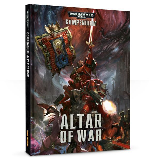 Скидки на старые книги для Warhammer 40 000!