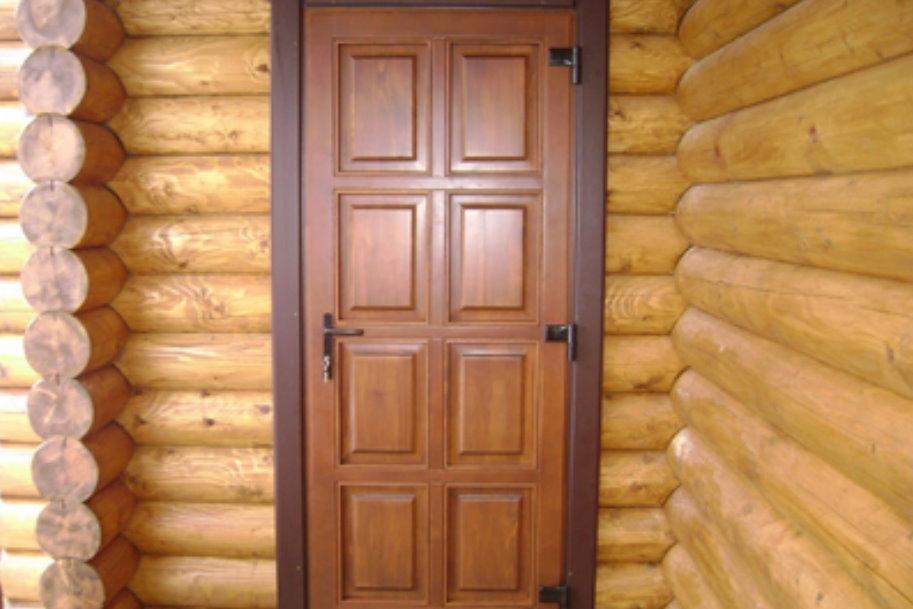 Уход за усиленными дверями