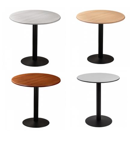 Столы для кафе на одной опоре