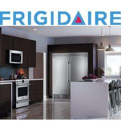 Самый большой двухдверный холодильник Side by Side
