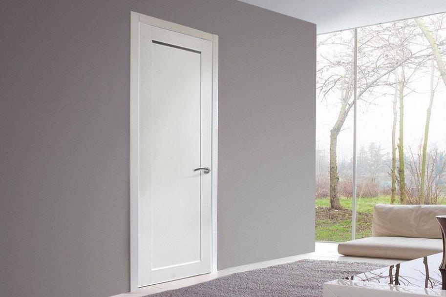 Правильный уход за строительными дверями