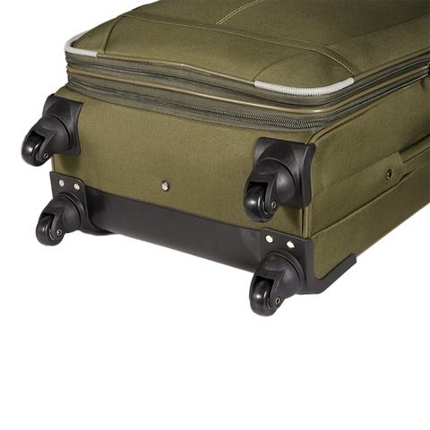 Как выбрать чемодан на колёсах