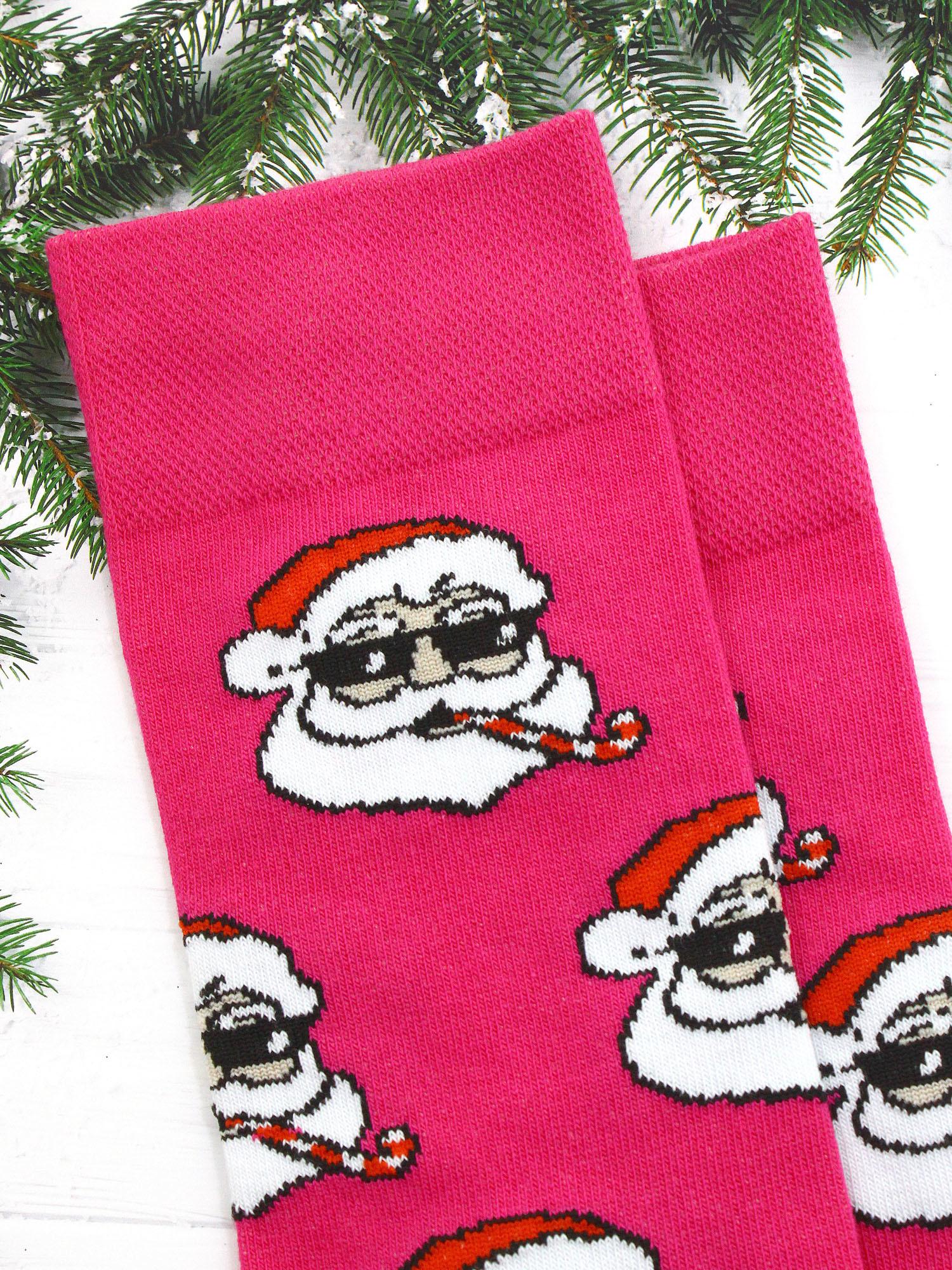 Большое поступление новогодних носков