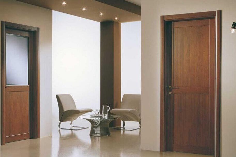 Как выбрать хорошую офисную дверь