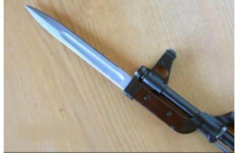 Штык-нож к АК-47: история