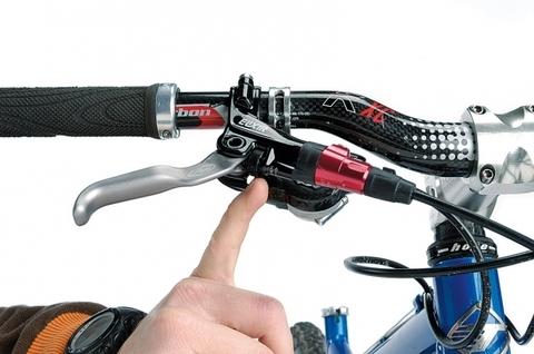 Ремонт велосипеда: Как установить тормозные ручки и манетки