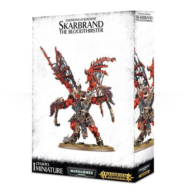Начало предварительного заказа на новинки от Games Workshop для Warhammer Age of Sigmar и Warhammer 40000!