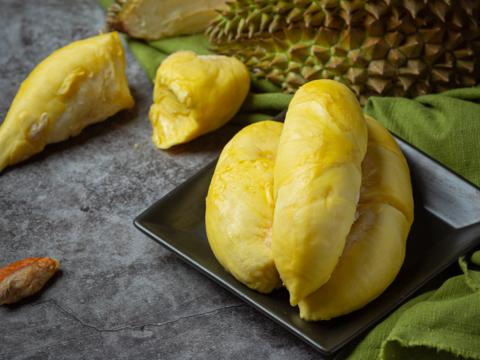 Дуриан - это не орех, это фрукт