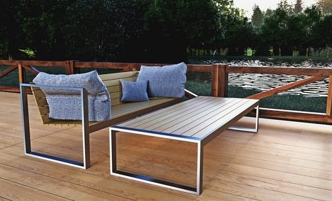 Тренды в дизайне ландшафтной мебели для общественных пространств.