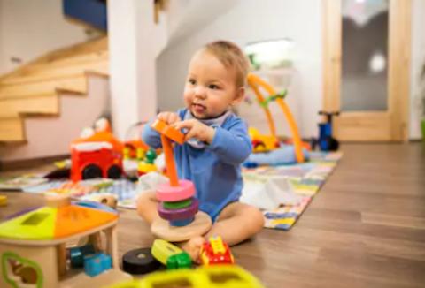 Как научить ребёнка играть самостоятельно? Три главных правила!