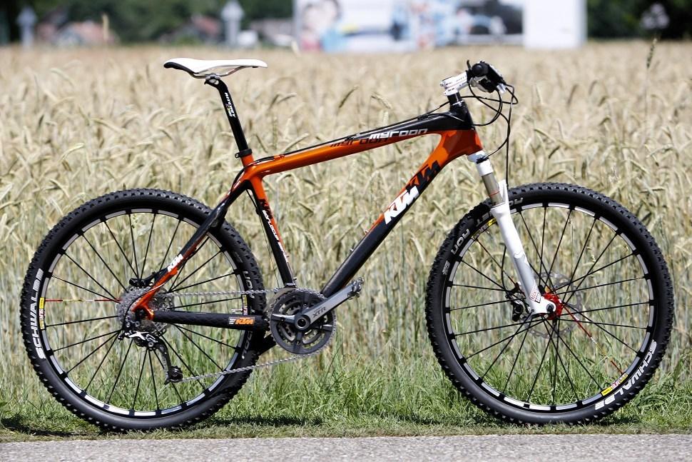 Поступление легендарных велосипедов KTM