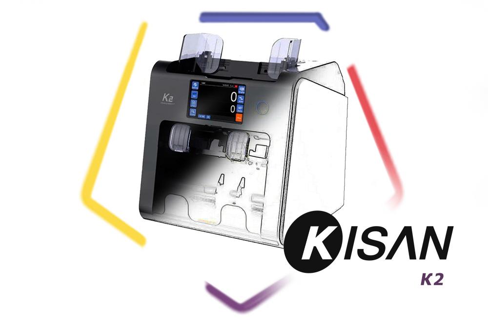 Двухкарманный сортировщик банкнот Kisan K2