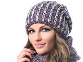Как подобрать шапку и шарф?