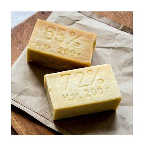У вас дома есть хозяйственное мыло?
