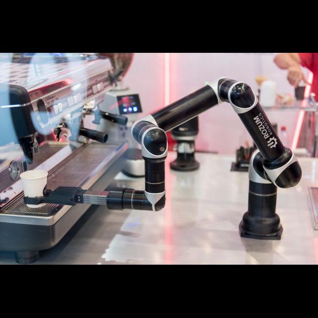 Ростех и Rozum Robotics создали высокоточную «руку» для роботов