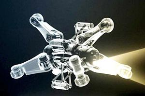 Тепловые сети будет диагностировать робот, созданный «СПбГУ Дайнэмикс»