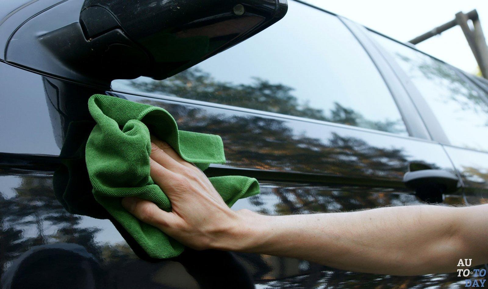 Как ухаживать за машиной начинающему водителю