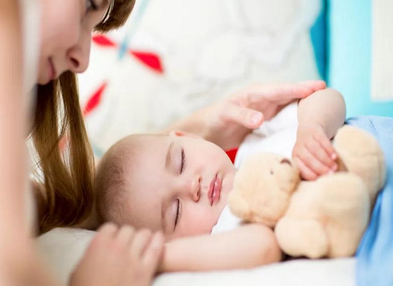 Истерика у ребенка? Спокойный сон малыша или как уложить ребенка спать.