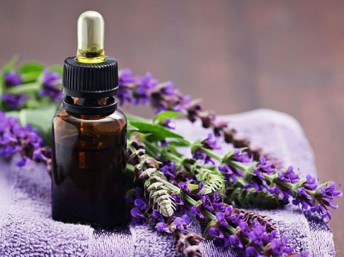 Эфирное масло шалфея-настоящее спасение в мире ароматерапии.