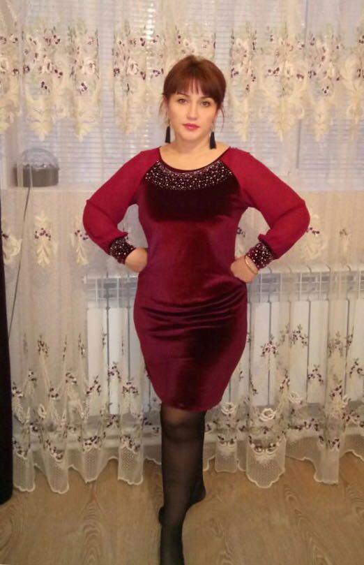 Отзыв о платье (нет на сайте 2)