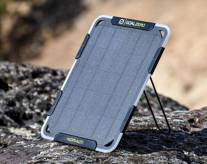 Солнечная панель Goal Zero Nomad 5