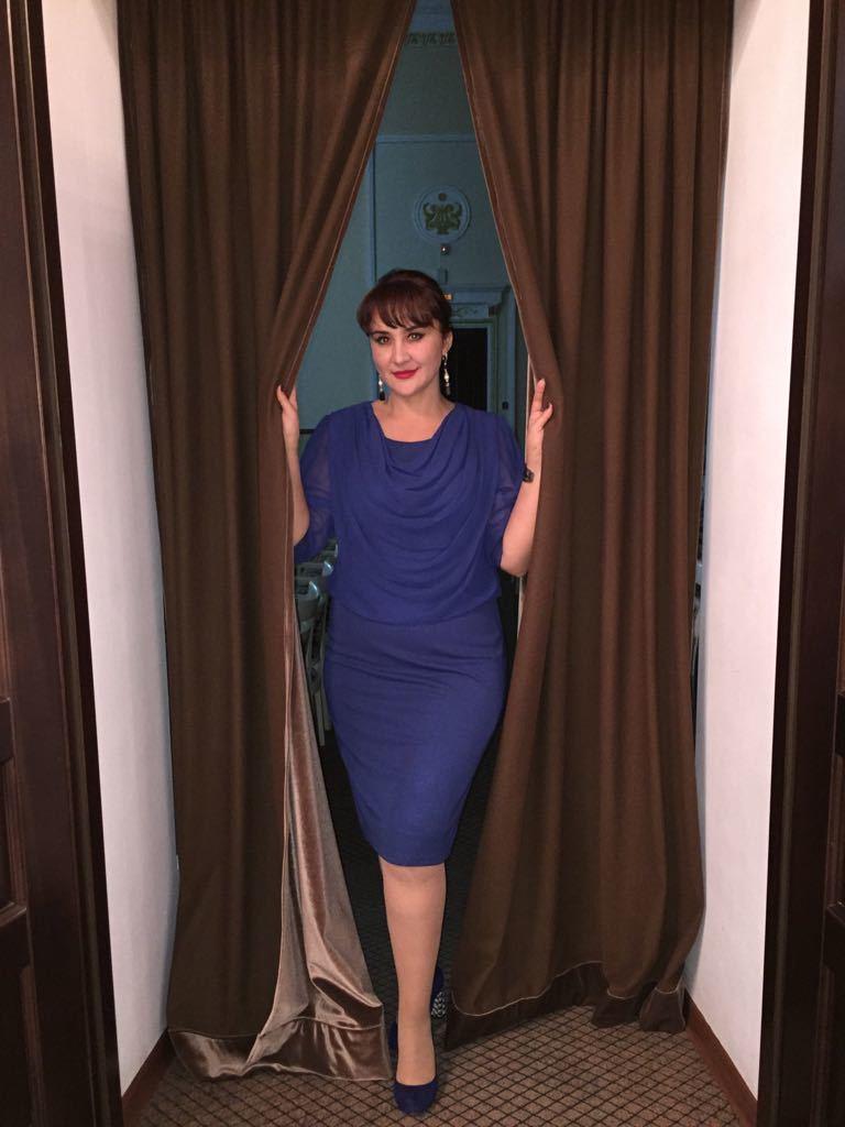 Отзыв о платье 2758