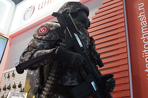 «Ратник-3» дооснастят беспилотниками
