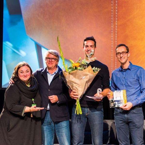 Бак Touch Bin Bo удостоен награды GIO Award!