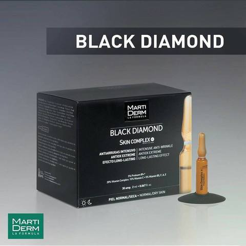 Martiderm SKIN COMPLEX из линии BLACK DIAMOND