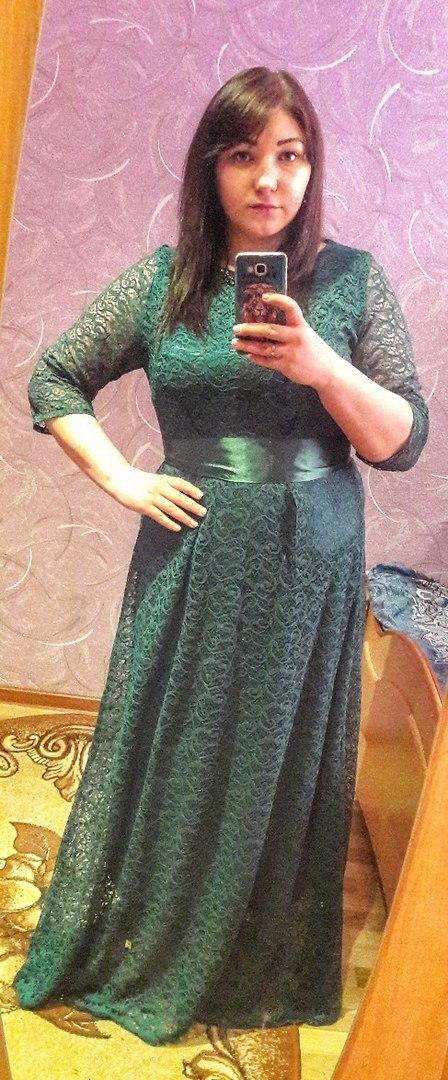 Отзыв о платье 3514/1