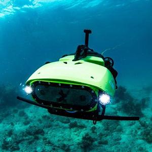 LarvalBot заселяет Большой барьерный риф
