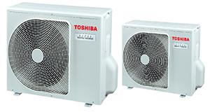 Toshiba расширила линейку кондиционеров SDi