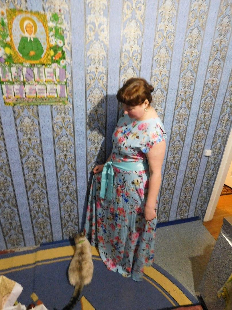 Отзыв о платье 4185